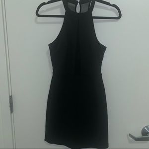 Black Forever 21 Body con Dress